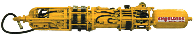 pneumatic self centering line up clamps